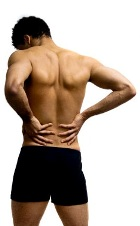 Muscle tension - the cause of many problems, treated by massage